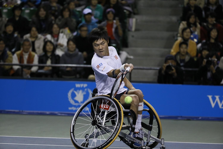 「国枝慎吾選手」の画像検索結果